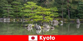 Grădini japoneze Invita Străinii pentru plimbări relaxante în Kyoto
