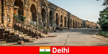 Tururi private cu ghid ale orașului Delhi India pentru turiștii interesați de cultură