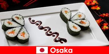 Osaka Japonia pentru străini un tur culinar al orașului