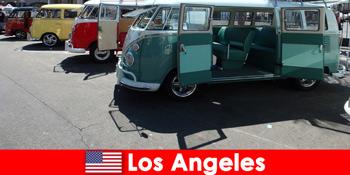 Străinii închiriază mașini ieftine în Los Angeles Statele Unite pentru călătorii exploratorii