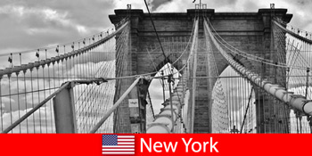 Călătorie spontană în străinătate în metropola mondială New York Statele Unite