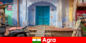 Excursie în străinătate la Agra India în viața satului rural