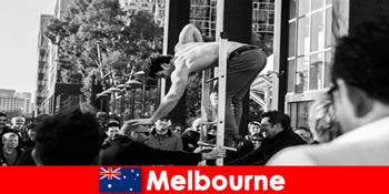 Artă și cultură pentru turiștii creativi din Melbourne Australia