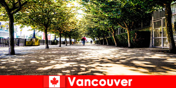 Canada Vancouver's city ghiduri de însoțire a turiștilor în străinătate în colțuri locale