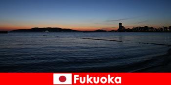 Tur regional cu grupuri prin Fukuoka Experience Frumosul oraș al Japoniei
