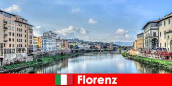 Florența Italia Brands City pentru mulți străini
