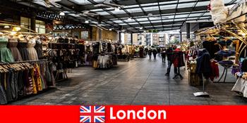 Londra Anglia, cea mai bună adresă pentru turiștii care fac cumpărături