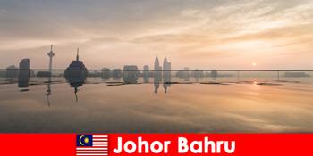 Rezervați rezervări la hotel pentru turiști în Johor Bahru Malaezia întotdeauna în centrul orașului